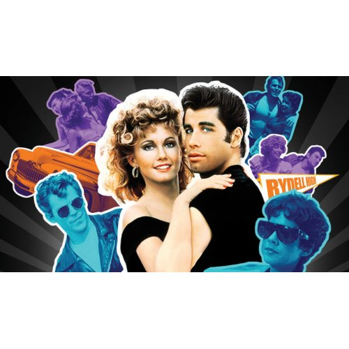 Meet N Grease Movie Sing Along With Danny And Sandy at Daily's Place Amphitheater
