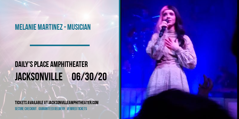 Melanie Martinez - Musician at Daily's Place Amphitheater
