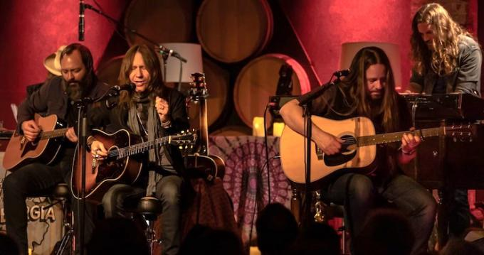Blackberry Smoke, The Allman Betts Band, Jaimoe & The Wild Feathers at Daily's Place Amphitheater