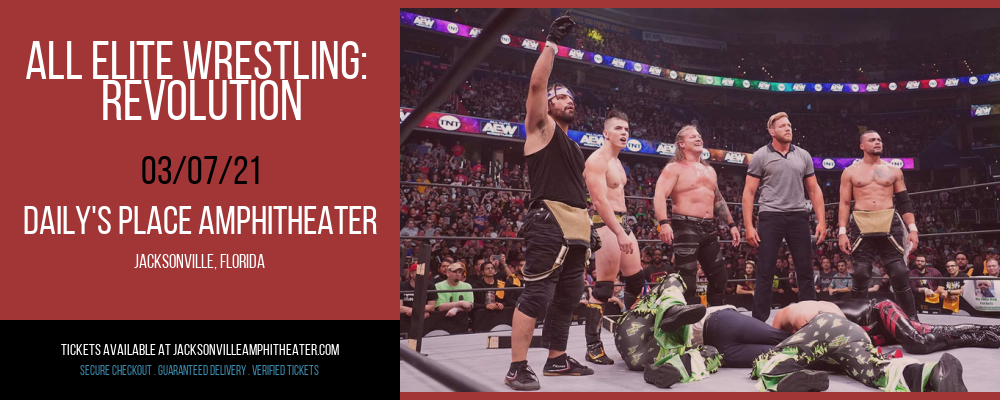 All Elite Wrestling: Revolution at Daily's Place Amphitheater