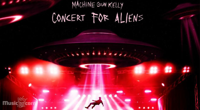 Machine Gun Kelly at Daily's Place Amphitheater