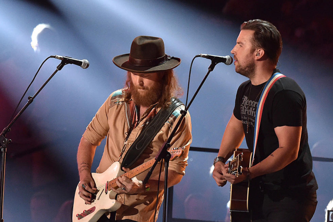 Brothers Osborne at Daily's Place Amphitheater