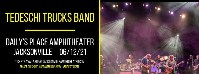 Tedeschi Trucks Band at Daily's Place Amphitheater