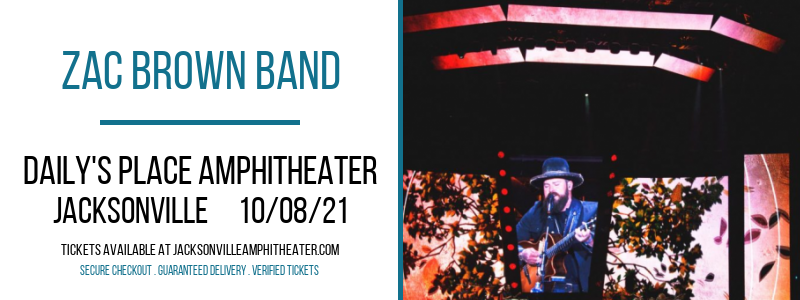 Zac Brown Band at Daily's Place Amphitheater