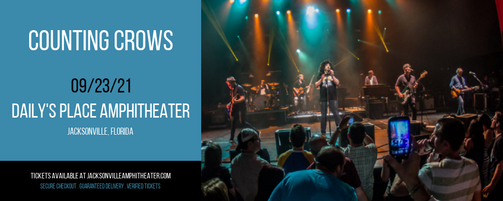 Counting Crows at Daily's Place Amphitheater