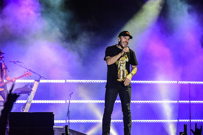 Sam Hunt at Daily's Place Amphitheater