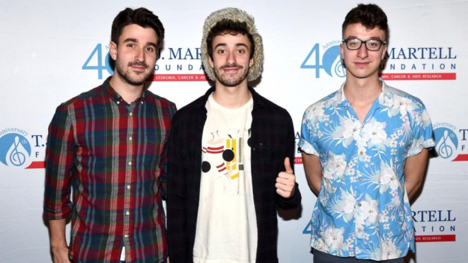 AJR at Daily's Place Amphitheater